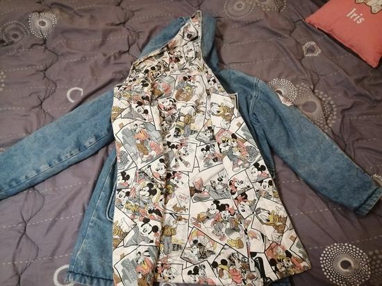 traper jakna sa micky maus uzorcima M