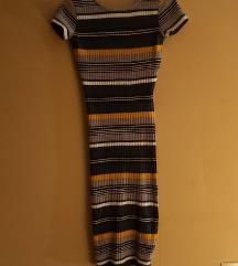 Uska duga haljina
