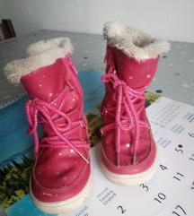 čizme za djevojčice br 25