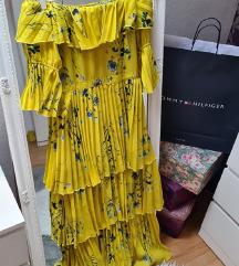 Sniženoo 140 kn! 😊👗NOVA maxi haljina s volanima