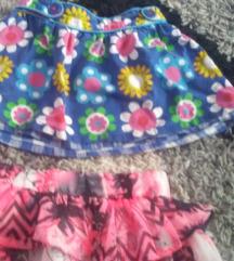 2 prekrasne suknje