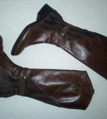 PV SHOES čizme od prave kože (konj)