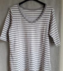Prugasta pamučna majica prodaja/zamjena