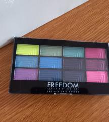 Freedom Pro 12 chasing rainbows - paleta