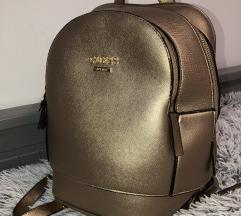 GUESS zlatni ruksak