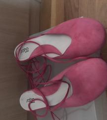 Soho cipele, nenosene