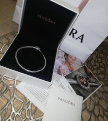Nova Pandora narukvica