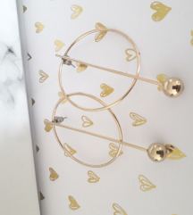 zlatne naušnice