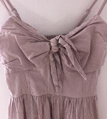 H&M haljina na prugice