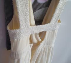 Asos haljina sa otvorenim ledima