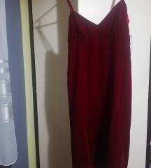 Plišana Zara haljina