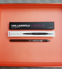 Olovke za obrve *NOVO* K.Lagerfeld•Essence