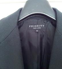 ► PRIORITY ‒ tamno sivi sako