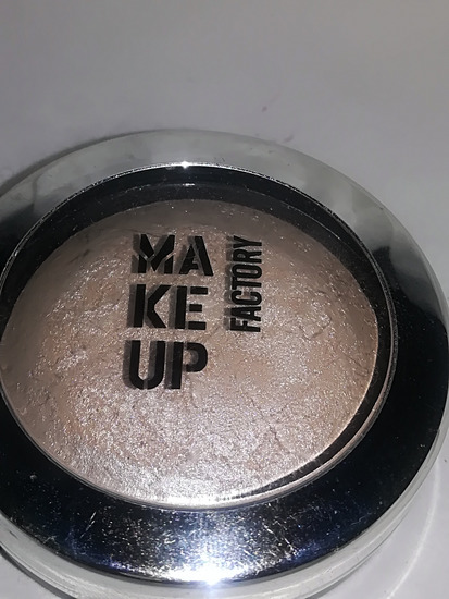 Make up Factory highlighter