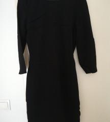 Crna haljina Mango S