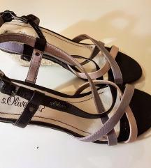 S.Oliver nove sandale puna peta