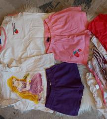 Pidžame 2 KOM. 98/104