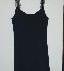 Crna haljina A kroja