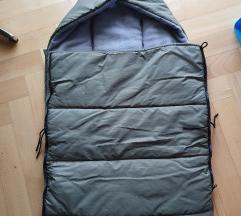 Univerzalna zimska vreća za kolica