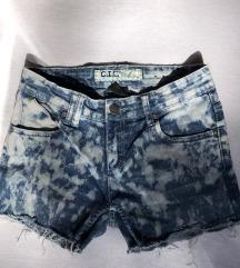 Kratke jeans hlačice 💙