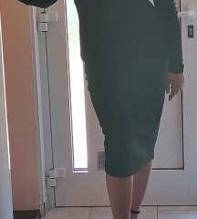Haljina crna elegantna