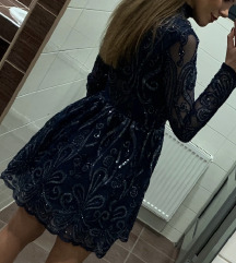 Chi chi london haljina dugi rukav (uklj.postarina)