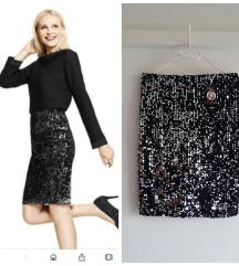 Nova sequin novogodišnja suknja