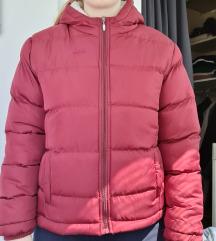 Lee Cooper tamnocrvena jakna