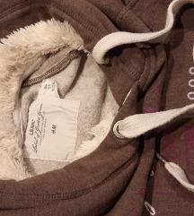 H&M hoodie tunika/haljina