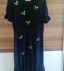 Pletena haljina sa osicama