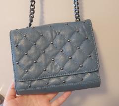 Mala plava Zarina torbica CIJENA PO DOGOVORU
