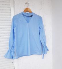RESERVED plava košulja dugih rukava