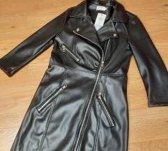 ONLY | Kožna haljina/jakna (S) 🌻 NOVO!!