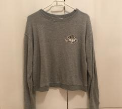 PullandBear siva majica
