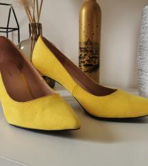 Zara žute salonke - 30 kn