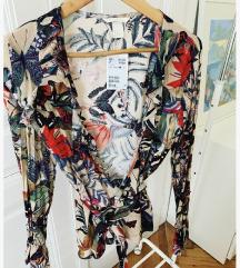 Zara bluza preklop - Vi ponudite cijenu :-)