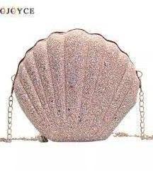Torbica školjka