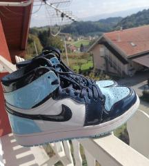 Nike air jordan 1 high blue chill