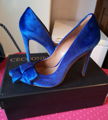 Nove plave cipele