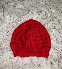 ručno izrađena kapa