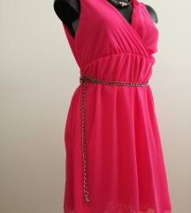 NOVA pink haljina samo 55kn sve na sniženju