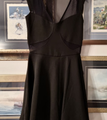 Asos crna haljina , nova