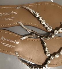 Accessorize papuče japanke nove PRODANO