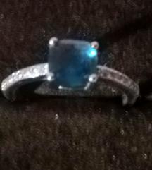 Prsten srebro 925 18 mm