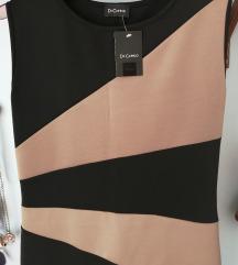 NOVA s etiketom DI CAPRIO haljina M/L