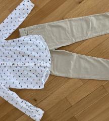Set košulja + chino hlace