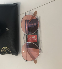 RAY-BAN Round Metal RB3447 9065V7 SILVER