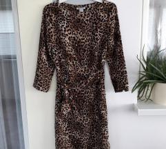 NOVO H&M tigrasta haljina