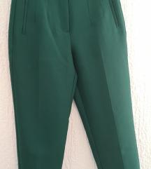 Zara zelene hlače NOVO
