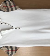 Burberry bijela polo majica vel. M